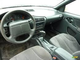 Graphite Interior 2002 Chevrolet Cavalier LS Sport Coupe Photo ...
