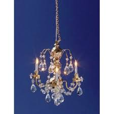 3 up arm renaissance crystal chandelier