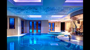 Interior Archaiccomely Houses Indoor Pools Softnethouse Small
