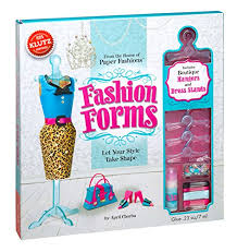 Fashion Design Kits are Trendy Gifts for 11 Year Old Girls