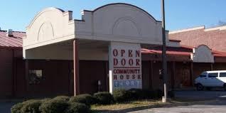 open door munity house