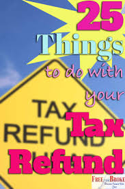 Stimulus Tax Refund Chart How To Spend Your Income Tax Refund 25 Ideas