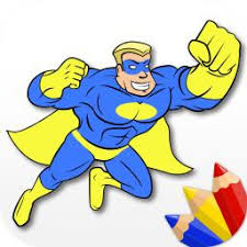 Super hero coloring game is free and it is developed for kids. Superheroes Coloring Book For Little Boys And Kids App Ranking And Store Data App Annie
