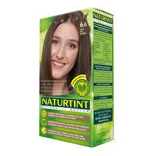 Naturtint Permanent Hair Colour 6a Dark Ash Blonde