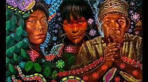 Resultat d'imatges de foto ayahuasca