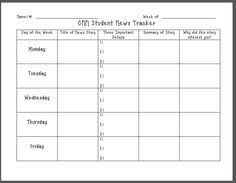 Free Blank Printable Student Sign-In Sheet With 35 Rows | Counseling ...