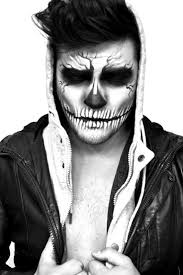 face paintings for men best 25 mens makeup ideas on guy