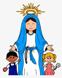 Mother Mary Png, Transparent Png - kindpng