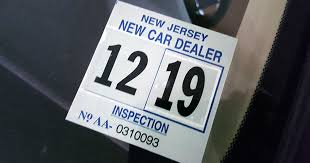 new car registration release datesstate of new jersey motor vehicle commission  20182019 Car