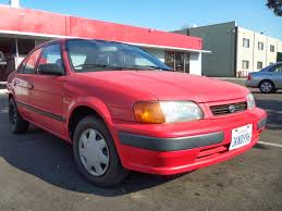 auto collision repair car paint in fremont hayward union city san francisco bay 1995 toyota tercel paint job