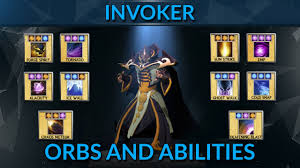 invoker ability combos orbs and tricks dota 2 hero guide for