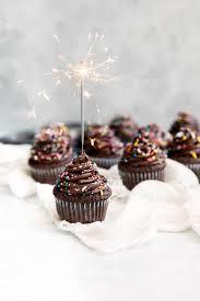 chocolate birthday cupcakes. Simple Birthday Birthday Chocolate Brownie Cupcakes With Cupcakes E