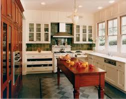 modern shaker kitchen grey in a victorian flat