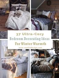 cozy bedroom decorating ideas for winter 00 1 kindesign