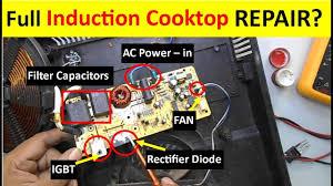 complete induction cooktop repairing guide full tutorial complete induction cooktop repairing guide full tutorial