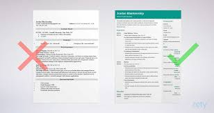 Waitress Resume Examples Enchanting Waiter Waitress Resume Sample Complete Guide [48 Examples]