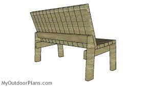 woodworking plans garden bench