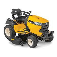 Садовый <b>трактор Cub Cadet XT3</b> QS127