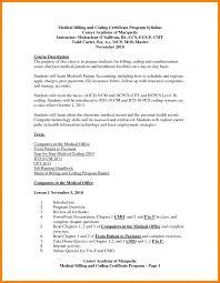 Billing Clerk Job Description For Resume Medical Billing and Coding Job Description Sample Utility Billing 59