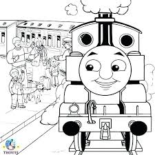 thomas the tank engine coloring pages train free page appealing sheets color