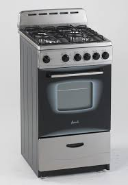 Gas Range With Gas Oven Freestanding Gas Ranges