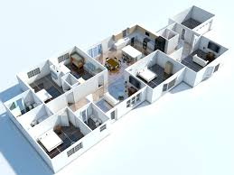 posts tagged interior 3d floor plan house apartment models and