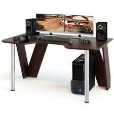 Компьютерные столы с металлическими опорами — отзывы ...
