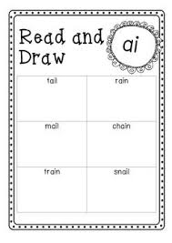 The resources are arranged by phase and in sets, allowing you to quickly choose the phonemes or graphemes you wish to teach. Read And Draw Ai Preschool Phonics Activities Phonics Activities Phonics Words