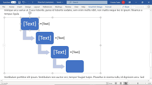 Smart Art Design Word How To Create A Microsoft Word Flowchart