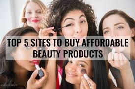 top 5 sites to affordable beauty s