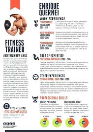 personal trainer description ...