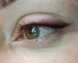 татуаж глаз татуаж век с растушевкой в киеве цена в салоне