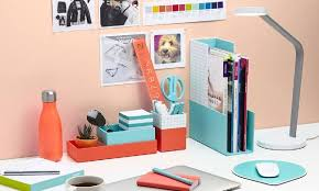 how to make office desk. interesting desk 7 ohso chic ways to make your office space way more inviting in how to make office desk