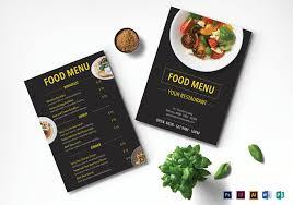 Menu Design Templates 021 Template Ideas Menu Card Psd Free Download Restaurant