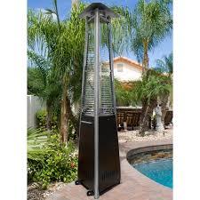 az 2 3m 91 42 000 btu tall quartz outdoor patio heater