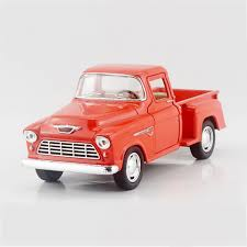 1955 3100 Orange Pickup trucks 1/32 alloy models model car Diecast ...