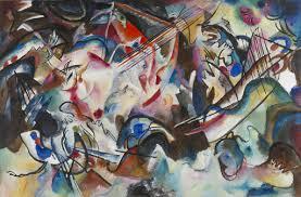 <b>Vasily Kandinsky</b>. Counterpoint: <b>Composition</b> VI -<b>Composition</b> VII ...