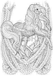 Black Horse Vettoriali Illustrazioni E Clipart