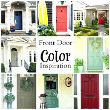 exterior door painting ideas. Front Door Colours For Red Brick House Paint Color Exterior . Painting Ideas T