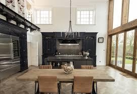 Rustic Kitchen Table Kitchen Design Interior Design Rustic Wood