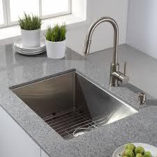 Kitchen  Fabulous Stainless Steel Undermount Sink 28 Undermount 25 Undermount Kitchen Sink