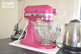 meet my new kitchenaid mixer thankyou matchbox com au and your chance to win one too the organised housewife
