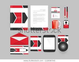 Office Stationery Design Templates Innovative Office Stationery Stationery Design Templates