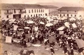 Resultado de imagen de mercado antiguo cartagena de indias