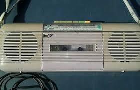 sharp qt 50. vintage-sharp-qt-50-estereo-am-fm-radio- sharp qt 50 p