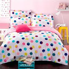 pink polka dot bedding sets colorful polka dot bedding set for queen full size duvet cover pink polka dot bedding
