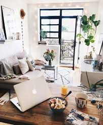 decorate a small apartment. 5 Dreamy Feng Shui Tricks For A Small Apartment - Add Plants They Bring Calm Vibe And Bit Of Fresh Air Into Your Home Decorate M