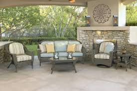 georgetown 4 piece outdoor set