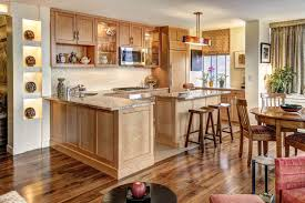 Oak Kitchen Floor Ideas With Oak Cabinets Ziemlich Honey Oak Kitchen Cabinets