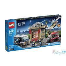 Đồ chơi LEGO City 60008 Police Museum | Lego city 60008 nhập khẩu đan mạch
